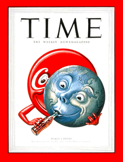 Coke Time Cover