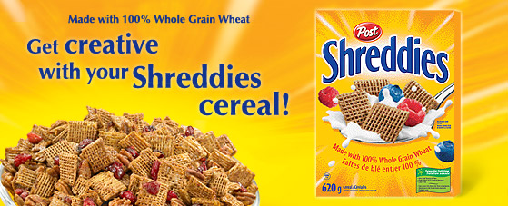 Kraft Shreddies
