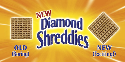 Diamond Shredies